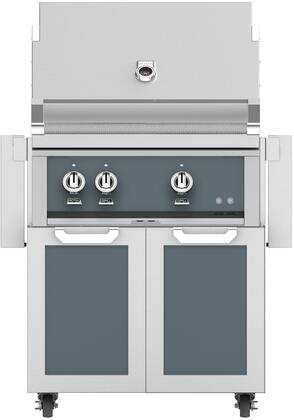Hestan 852420 Grill Package Gray, Main Image