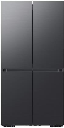 Samsung BESPOKE RF23A9675MT French Door Refrigerator Black, RF23A9675MT Matte 4 Door Flex Refrigerator