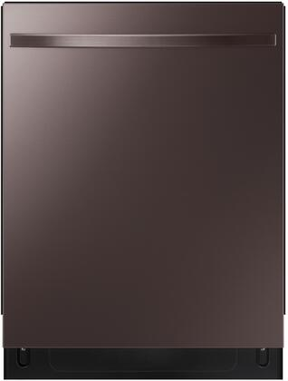 Samsung  DW80R5061UT Built-In Dishwasher Tuscan Stainless Steel, DW80R5061UT Front View