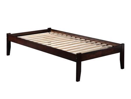 Atlantic Furniture Concord AR8011001 Bed Brown, AR8011001