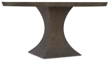 Hooker Furniture Miramar - Aventura 620275203DKW Dining Room Table, Silo Image