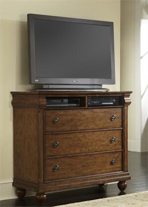 Liberty Furniture Rustic Traditions 589BR45 Chest of Drawer Brown, Main Image