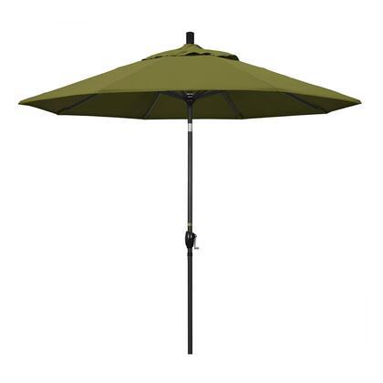 California Umbrella Pacific Trail GSPT908302SA21 Outdoor Umbrella Green, GSPT908302 SA21