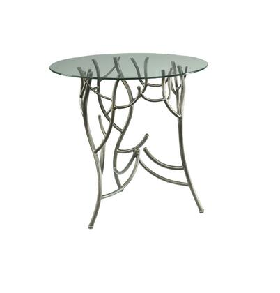 Hidden Treasures Collection 090-320R TWIG TABLE in Dark
