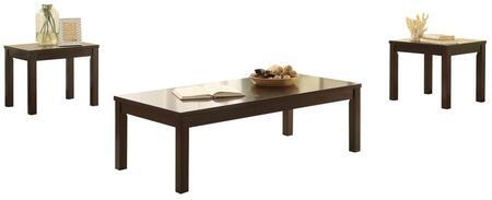 Acme Furniture Malak 82928 Living Room Table Set , 3 PC Set