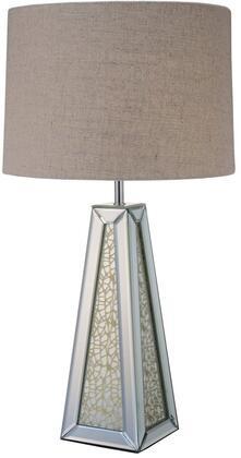 Acme Furniture Britt 40123 Table Lamp Brown, 1