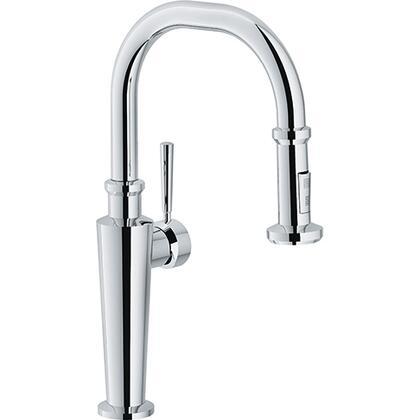Franke Absinthe FF5200 Faucet Silver, Main Image