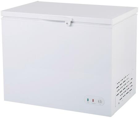 MXSH9.6S 41″ Select Series Solid Chest Freezer with 9.6 cu. ft. Capacity  Lid Lock and Manual Defrost in