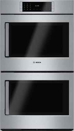 Bosch Benchmark Benchmark HBLP651RUC Double Wall Oven Stainless Steel, Main Image