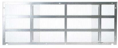 GE  RAG60 Grill Assembly White, Main Image