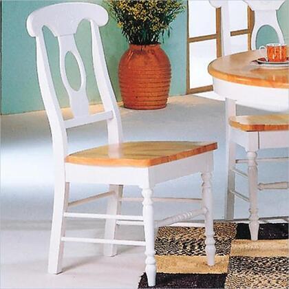 Coaster Damen 4147SET17 Dining Room Set White, 1