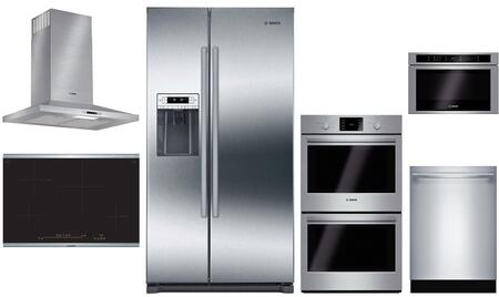 Bosch 1054186 Kitchen Appliance Package & Bundle Stainless Steel, main image