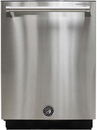 Brama BRDWSH01S Built-In Dishwasher Stainless Steel, Main Image