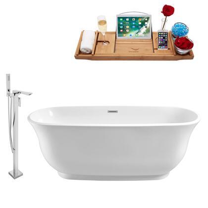 Streamline NH660140 Bath Tub, NH660 140 1T