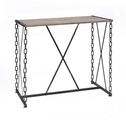Acme Furniture Jodie 71990 Bar Table Brown, Bar Table