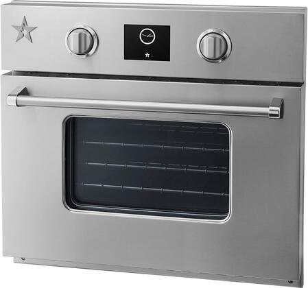BlueStar  BSEWO30ECDD Single Wall Oven Stainless Steel, Main Image