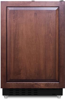 Summit  ALRF49BIF Compact Refrigerator Panel Ready, ALRF49BIF ADA Compliant Compact Refrigerator