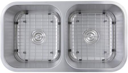 Nantucket Sconset NS10I16 Sink Stainless Steel, Main View