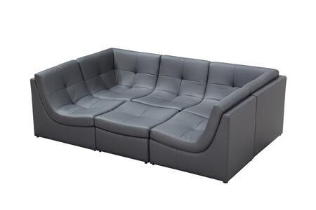 Vig Furniture Bonded Leather Sectional, Vig Furniture Reviews