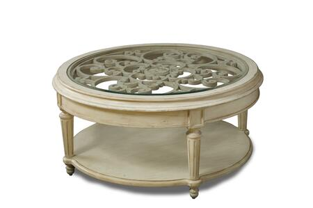 176302-2617 Provenance- Round Cocktail Table-