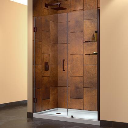 DreamLine Unidoor SHDR20487210CS06 Shower Door , Image 1