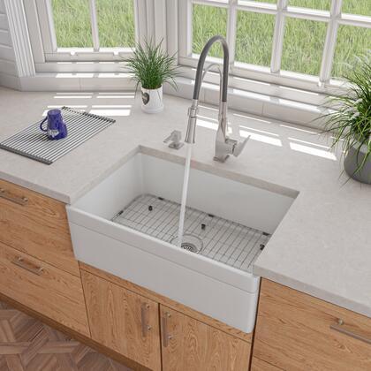 Alfi  AB511W Sink White, Main Image