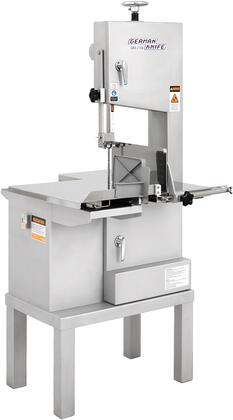 GBS-270S 34″ Bone Saw with 93″ Blade  Stainless Steel Construction  V-Belt Drive Motor and Thickness Adjustment in Stainless