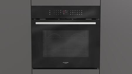Fulgor Milano 700 Series F7SP30B1 Single Wall Oven Black, Main Image