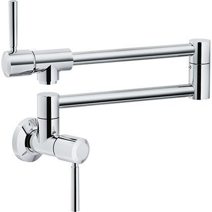 Franke Absinthe PF5200 Faucet Silver, Main Image