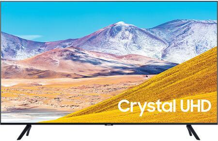 Samsung  UN65TU8000FXZA LED TV Black, UN65TU8000FXZA TU8000 Crystal UHD 4K Smart TV