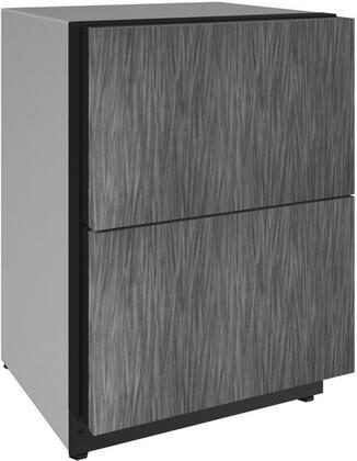 U-Line 2000 U2224DWRINT00A Drawer Refrigerator Panel Ready, Main Image