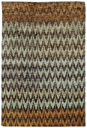 A50908244305ST Rectangle 8′ 0″ X 10′ 0″ Rug Pad with Geometric Pattern and Handcrafted