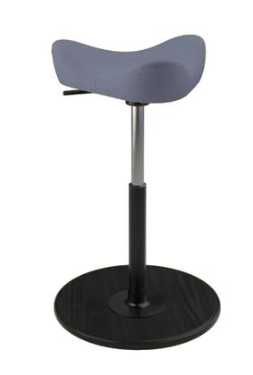 Varier Move Small MOVESMALL2700DINIMICA9058BLKHIBLK Office Stool, Main Image