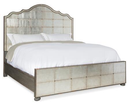 Arabella Collection 1610-90150-EGLO Queen Mirrored Panel