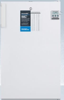 CM411LBIPLUS2ADA 20″ ADA Compliant Compact Refrigerator with 4.1 cu. ft. Capacity  Factory Installed Lock and Buffered Temperature Probe in