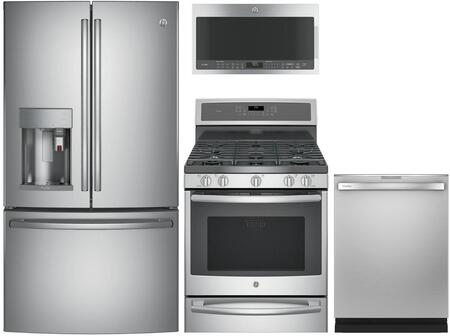 GE Profile  1088822 Kitchen Appliance Package , main image