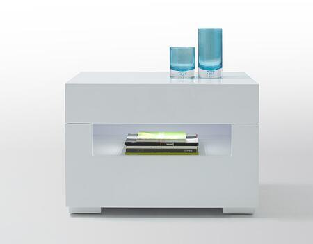 VIG Furniture Modrest Ceres VGWCCG05WHT Nightstand White, 1