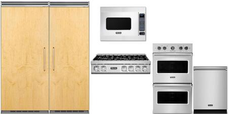Viking 5 Series 977598 Kitchen Appliance Package Panel Ready, main image