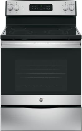 GE JB645RKSS Electric Smoothtop Range Oven