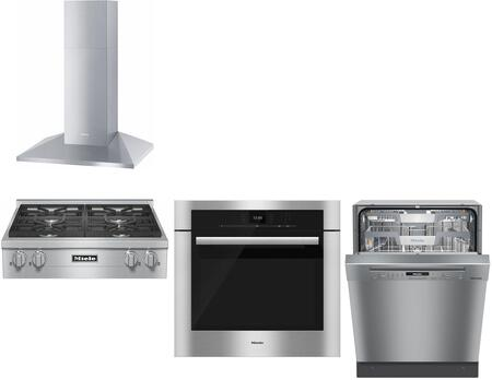 Miele 887252 Kitchen Appliance Package & Bundle Stainless Steel, main image