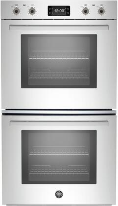 Bertazzoni  PROFD30XT Double Wall Oven Stainless Steel, PROFD30XT 30 Double Convection Oven with Assistant