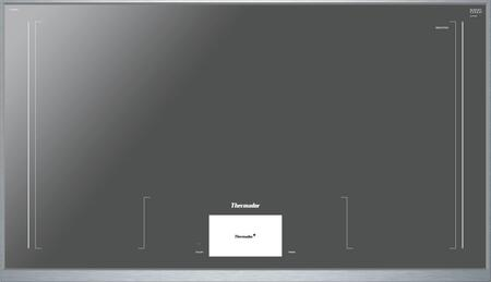 Thermador Masterpiece CIT36XWB Induction Cooktop Gray, Main Image