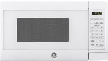 GE  JES1072DMWW Countertop Microwave White, Main View