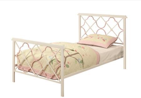Coaster Juliette 300344F Bed White, 1
