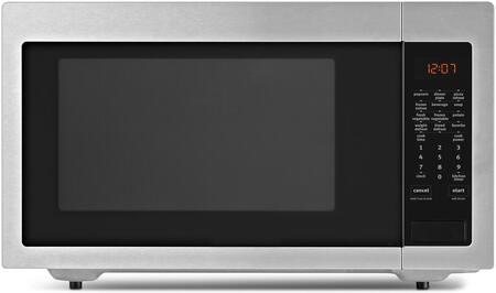 Whirlpool UMC5225GZ Countertop Microwave Stainless Steel, Main Image