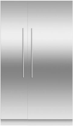 Fisher Paykel  966325 Column Refrigerator & Freezer Set Stainless Steel, main image