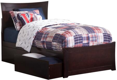 Atlantic Furniture Metro AR9026111 SILO BD2 30
