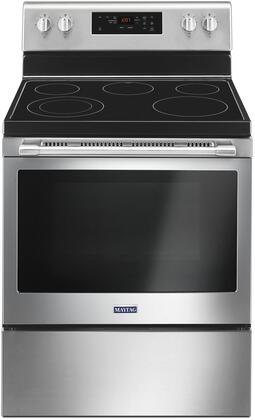 Maytag MER6600FZ Freestanding Electric Range Stainless Steel, Main Image