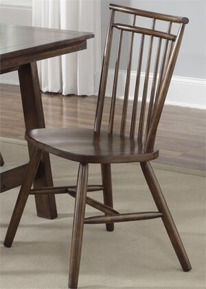 Liberty Furniture Creations II 38C4000S Dining Room Chair Brown, Main Image