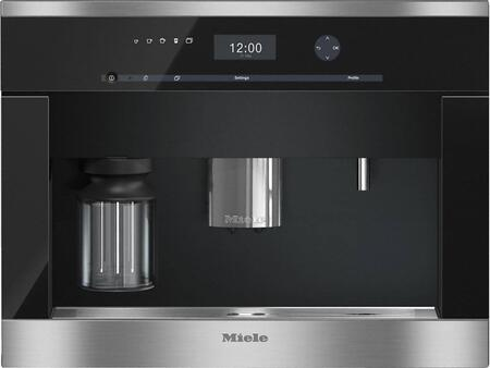 Miele DirectSensor CVA6405 Built-In Coffee System Stainless Steel, Main Image